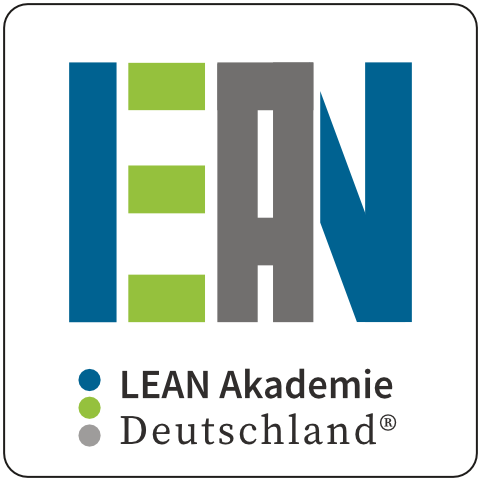 lean ad Logo qadrat untertitel hell