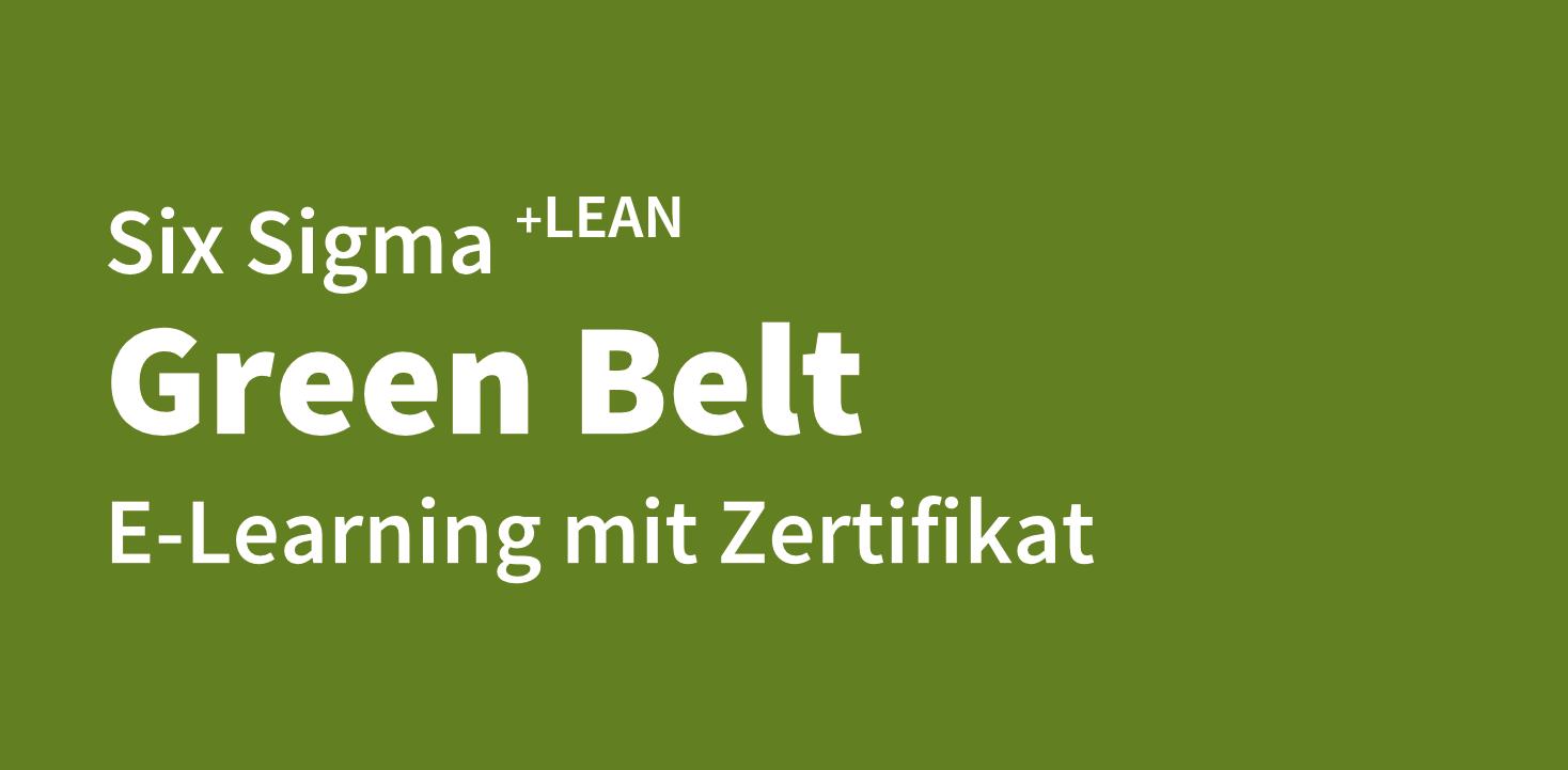 eGreenBelt-lean