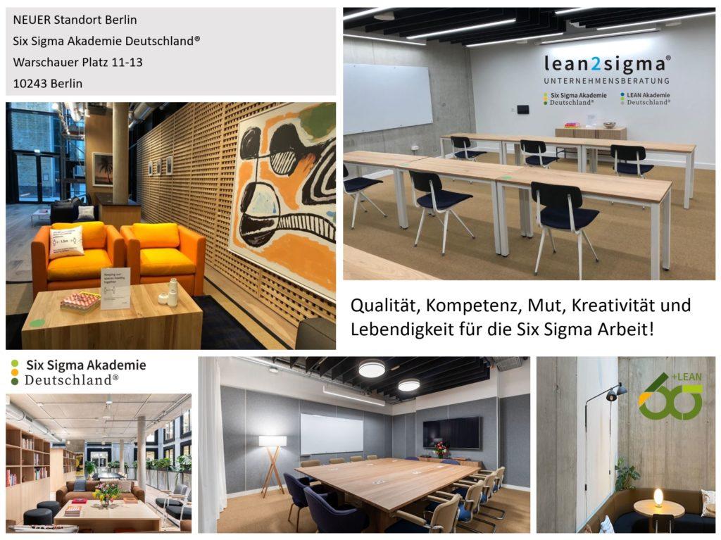 Six Sigma Akademie Deutschland in Berlin
